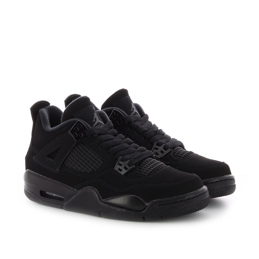 air jordan retro 4 noir