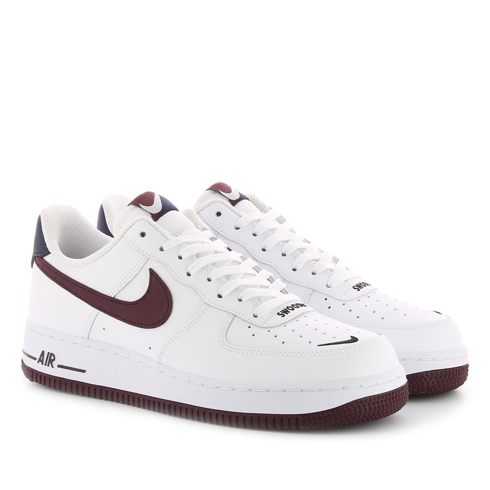 air force 1 blanche et marron