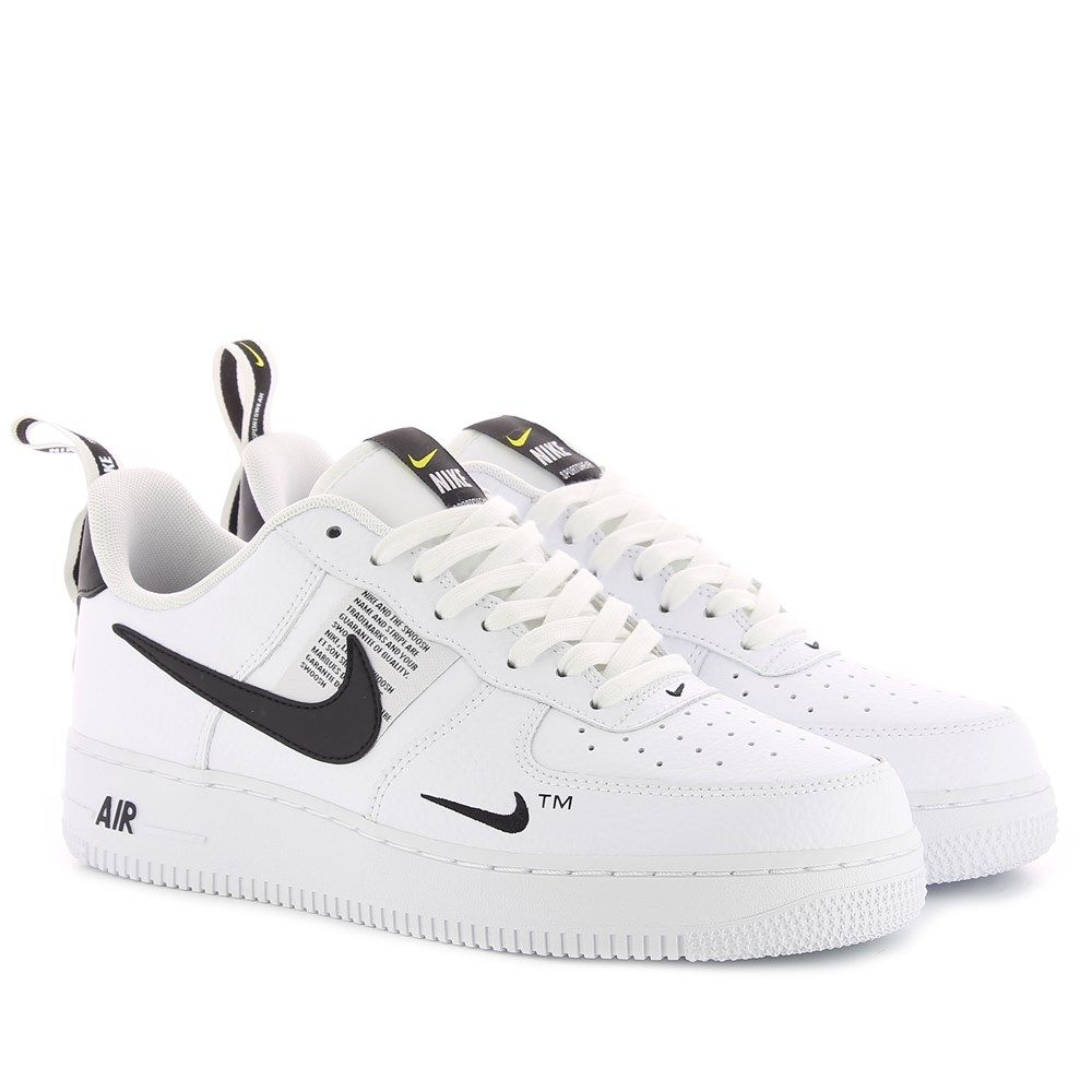 air force 1 utility blanc
