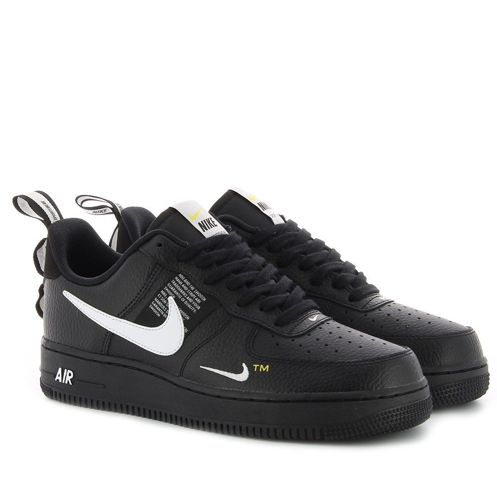 air force 1 noir cuir
