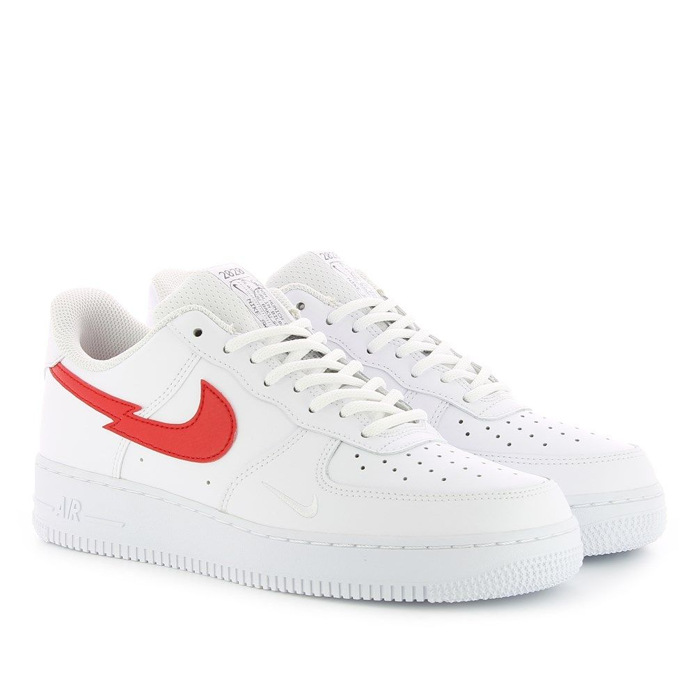 air force 1 rouge blanc