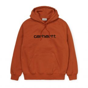 CARHARTT WIP HOODED CARHARTT SWEAT I027093-0F0-90