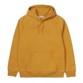CARHARTT WIP HOODED CHASE SWEAT I026384-0G1-90
