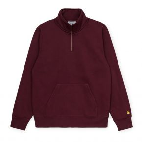 CARHARTT WIP CHASE NECK ZIP SWEAT I027038-JD-90