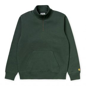 CARHARTT WIP CHASE NECK ZIP SWEAT I027038-0F2-90