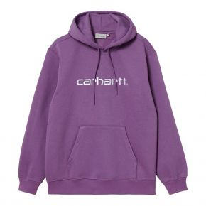 CARHARTT WIP HOODED CARHARTT SWEAT I029419-0AJ-90