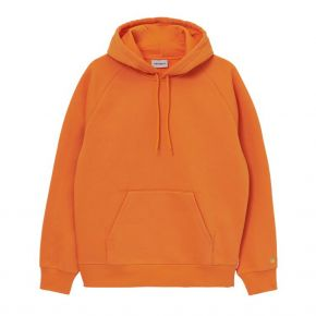 CARHARTT WIP HOODED CHASE SWEAT I026384-0AN-90