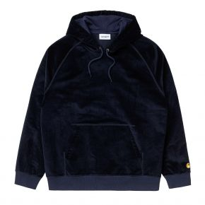 CARHARTT WIP HOODED CORD SWEAT I029101-1C-90