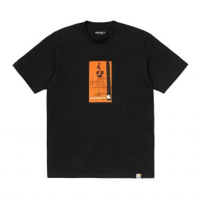 CARHARTT WIP S/S INTERCEPTION T-SHIRT