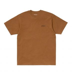 CARHARTT WIP S/S SCRIPT EMBROIDERY T-SHIRT I025778-0AB-90