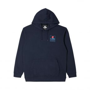 EDWIN SUNSET ON MT FUJI HOODIE I025851-NYB-67