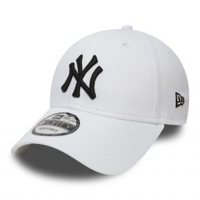 NEW ERA NEW YORK YANKEES LEAGUE BASIC 9FORTY BLANC NOIR 10745455