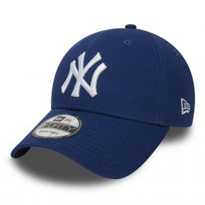 NEW ERA NEW YORK YANKEES LEAGUE BASIC 9FORTY BLEU ROYAL 11157579