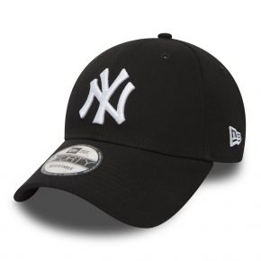 NEW ERA NEW YORK YANKEES LEAGUE BASIC 9FORTY NOIR BLANC 10531941