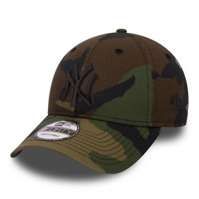 NEW ERA NEW YORK YANKEES LEAGUE ESSENTIAL 9FORTY CAMO 11357008