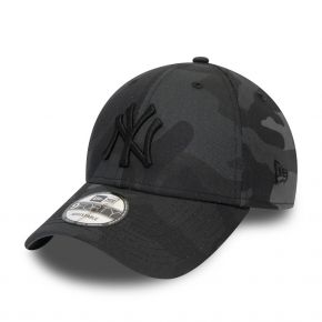 NEW ERA NEW YORK YANKEES LEAGUE ESSENTIAL 9FORTY CAMO BLACK 12051998