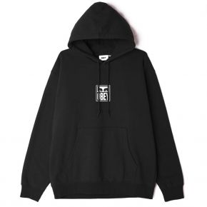 OBEY OBEY EYES ICON 3 PREMIUM PULLOVER HOOD 112842712-BLACK