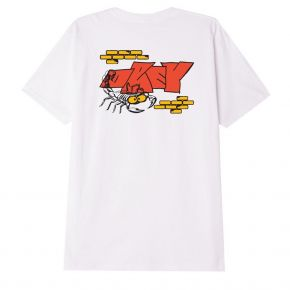 OBEY OBEY SCORPION CLASSIC T-SHIRT 165262780-WHITE