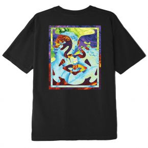OBEY STATUE ICON CLASSIC T-SHIRT 165262589-BLACK