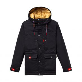 REVOLUTION 7692 MOUNTAINEER PARKA 7692-BLACK