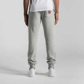 SWEET PANTS TERRY SLIM GREY MARL TERRY-SLIM-GREY-MARL
