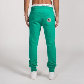 SWEET PANTS TERRY SLIM LASER GREEN TERRY-SLIM-LASER-GREEN