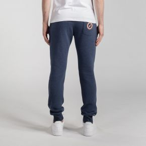 SWEET PANTS TERRY SLIM NAVY MARL TERRY-SLIM-NAVY-MARL