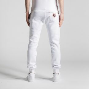 SWEET PANTS TERRY SLIM WHITE TERRY-SLIM-WHITE