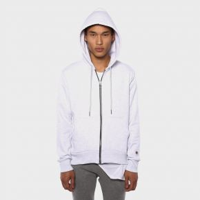 SWEET PANTS ZIP UP HOOD ICE MARL SWEET-PANTS-ZIP-UP-HOOD-ICE-MARL