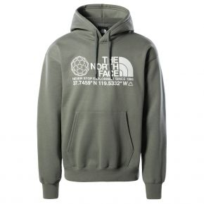 THE NORTH FACE M COORDINATES HOODIE NF0A55MWV38