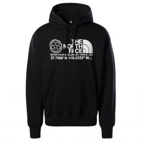 THE NORTH FACE M COORDINATES HOODIE NF0A55MWJK3