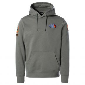 THE NORTH FACE M NOVELTY PATCH PULLOVER HOODIE NF0A55UGV38