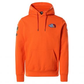 THE NORTH FACE M NOVELTY PATCH PULLOVER HOODIE NF0A55UGV3Q