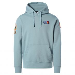 THE NORTH FACE M NOVELTY PATCH PULLOVER HOODIE NF0A55UGBDT