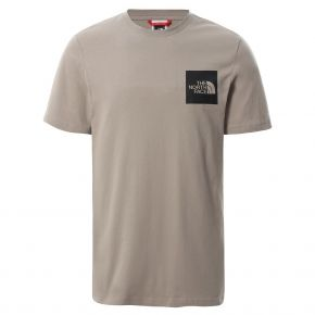 THE NORTH FACE M S/S FINE T-SHIRT NF00CEQ5VQ81