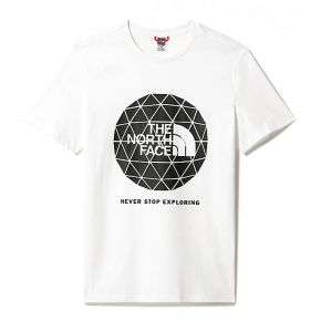 THE NORTH FACE M S/S GEODOME TEE NF0A4M7YFN4