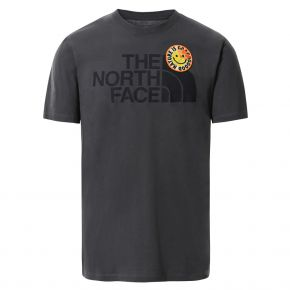 THE NORTH FACE M S/S PATCHES TEE NF0A532U0C51