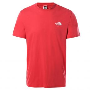 THE NORTH FACE M S/S SIMPLE DOME TSHIRT NF0A2TX5V34