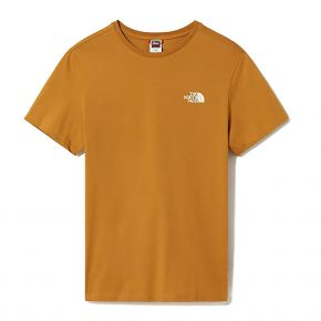 THE NORTH FACE M S/S SIMPLE DOME TEE NF0A2TX5VC7