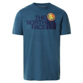 THE NORTH FACE M S/S PATCHES TEE NF0A532UBH71