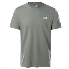 THE NORTH FACE M S/S SIMPLE DOME T-SHIRT NF0A2TX5V381