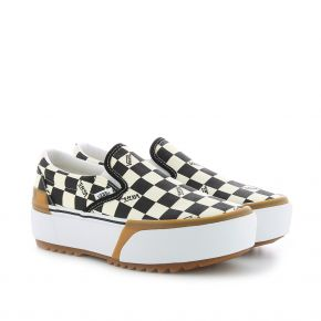 VANS CLASSIC SLIP-ON STACKED VN0A4TZVVLV