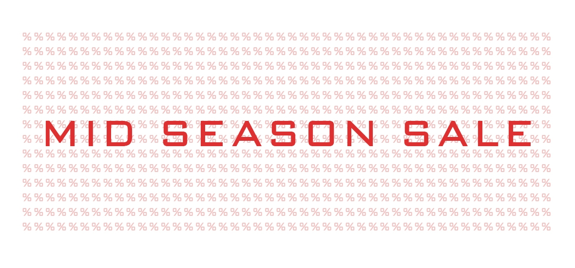 Mid Season Sale !
